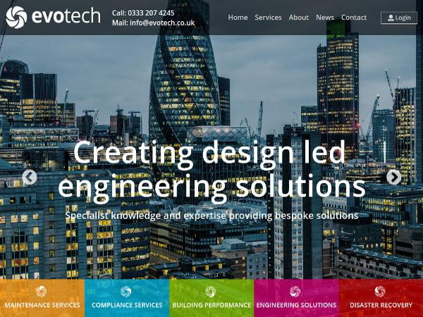 New Year heralds a new identity for Evotech